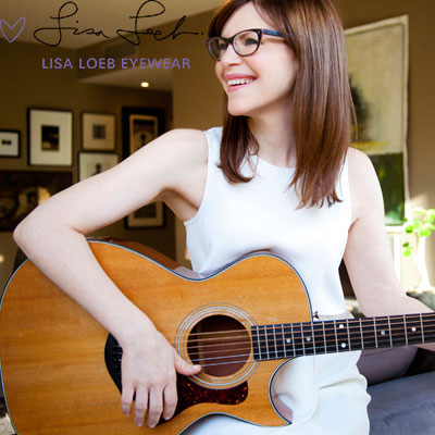 Lisa Loeb Homepage Tile.