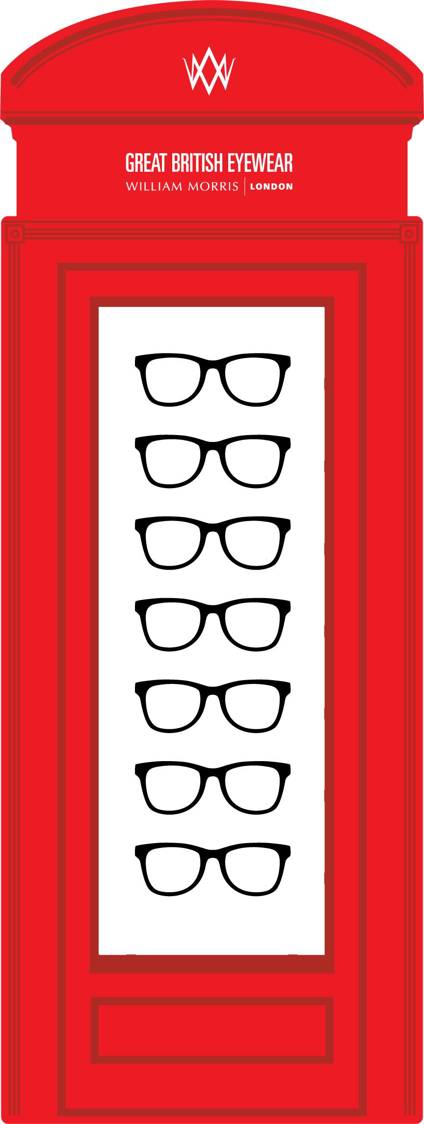 7f3f3c65c93 CLASSIQUE Eyewear - WILLIAM MORRIS - WILLIAM MORRIS